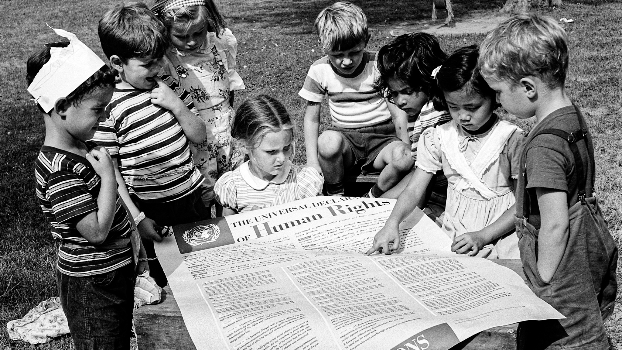 Department highlights human rights - State Magazine