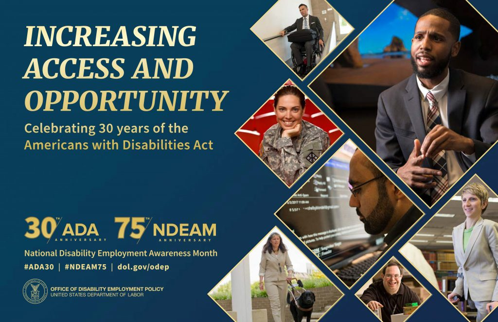 Illustration courtesy of the Department of Labor's Office of Disability Employment Policy
