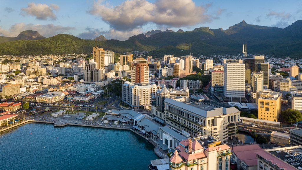 Port Louis is the capital and largest city in the Republic of Mauritius. Photo by Isaac D. Pacheco