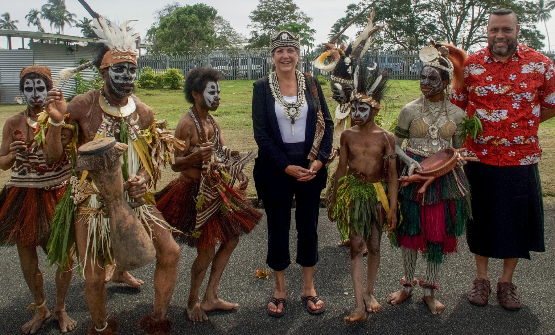 Post of the Month: Port Moresby